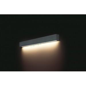 Настенный светильник Nowodvorski Straight Wall Graphite M 6352
