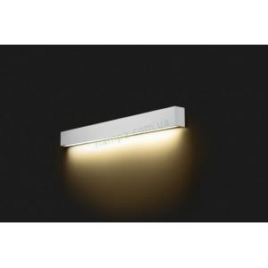 Настенный светильник Nowodvorski Straight Wall White M 6347