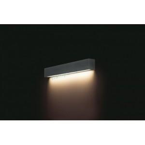 Настенный светильник Nowodvorski Straight Wall Graphite S 6351