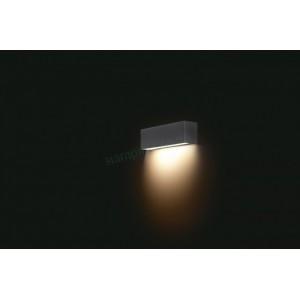Настенный светильник Nowodvorski Straight Wall Graphite XS 6350