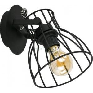 Бра TK Lighting ALANO BLACK 2120