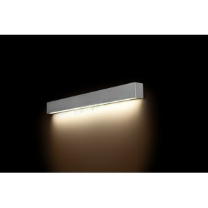 Настенный светильник Nowodvorski Straight Wall Silver M 6356
