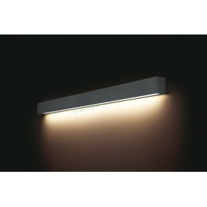 Настенный светильник Nowodvorski Straight Wall Graphite L 6353