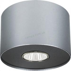 Точечный накладной светильник Nowodvorski 6003 Point Silver / Graphite S