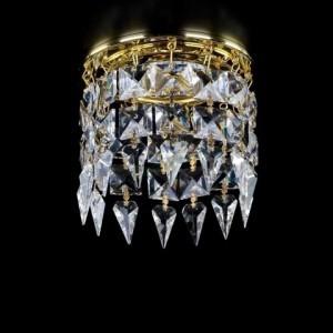 Хрустальный точечный светильник Art Glass SPOT 19