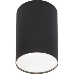 Точечный накладной светильник Nowodvorski 6530 Point Plexi Black L