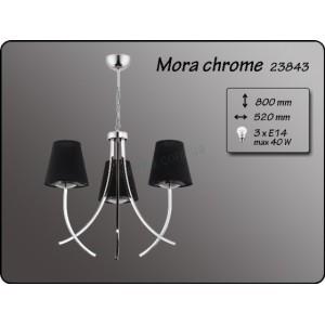 Люстра Alfa Mora Chrome AB 23843