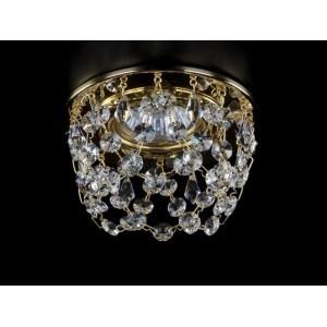 Хрустальный точечный светильник Art Glass SPOT 10