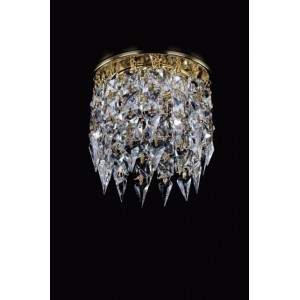 Хрустальный точечный светильник Art Glass SPOT 11