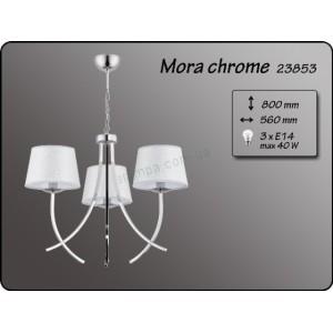 Люстра Alfa Mora Chrome AB 23853