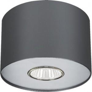 Точечный накладной светильник Nowodvorski 6006 Point Graphite Silver / Graphite White S