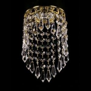 Хрустальный точечный светильник Art Glass SPOT 04