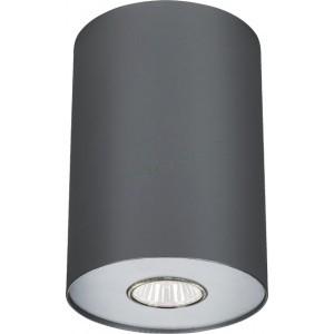 Точечный накладной светильник Nowodvorski 6008 Point Graphite Silver / Graphite White L
