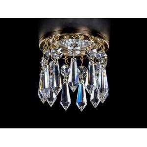 Хрустальный точечный светильник Art Glass SPOT 83