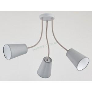 Люстра TK Lighting WIRE GRAY 2100