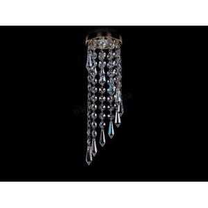 Хрустальный точечный светильник Art Glass SPOT 84