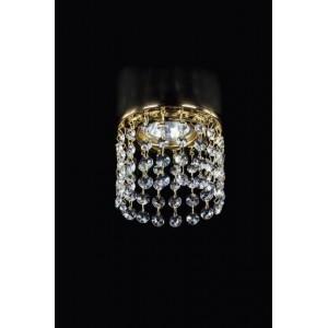 Хрустальный точечный светильник Art Glass SPOT 16