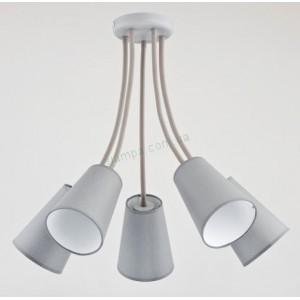 Люстра TK Lighting WIRE GRAY 2101