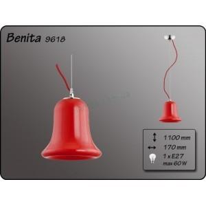 Подвесной светильник Alfa Benita 9618