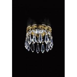 Хрустальный точечный светильник Art Glass SPOT 17