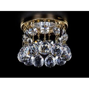 Хрустальный точечный светильник Art Glass SPOT 85