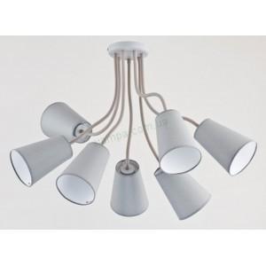 Люстра TK Lighting WIRE GRAY 2102