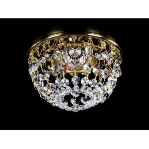 Хрустальный точечный светильник Art Glass SPOT 08