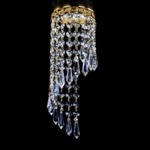 Хрустальный точечный светильник Art Glass SPOT 18